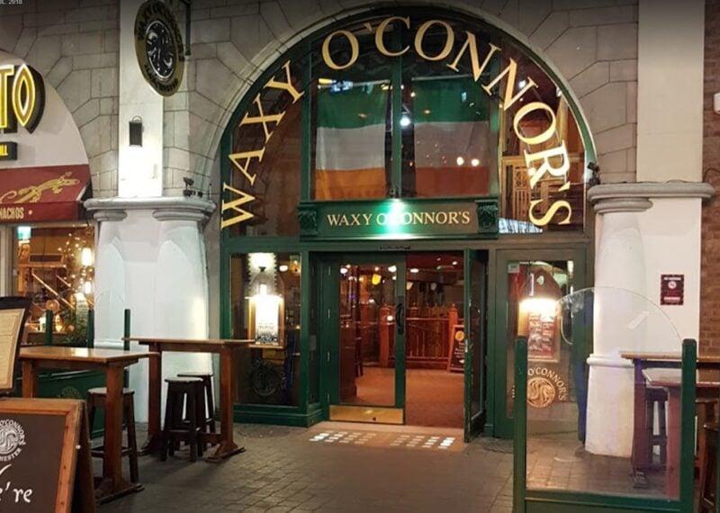 Waxy O'Conneror's